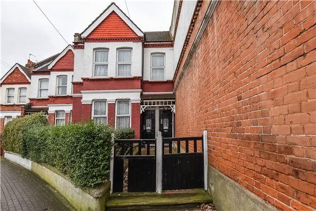 Thumbnail Terraced house for sale in Ravenstone Street, London