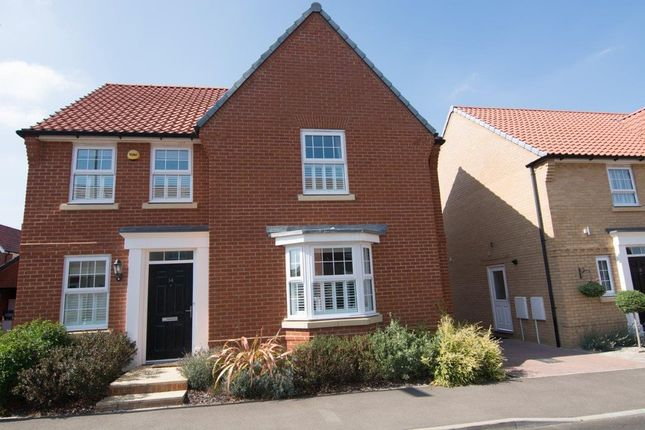Thumbnail Detached house for sale in Gilbert Road, Saxmundham