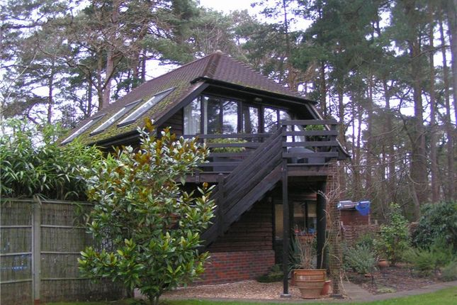 Thumbnail Flat to rent in Lodge Hill Road, Lower Bourne, Farnham