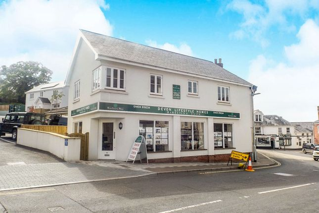 Thumbnail Flat for sale in Broad Street, Ottery St. Mary