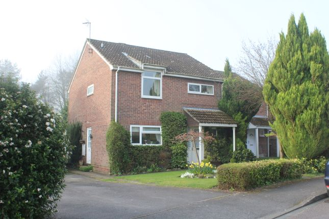 Thumbnail Detached house for sale in Demontfort Grove, Hungerford