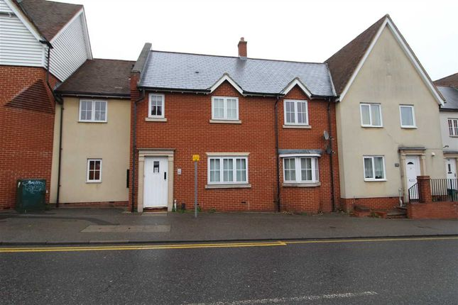 Thumbnail Flat for sale in Hythe Hill, Colchester