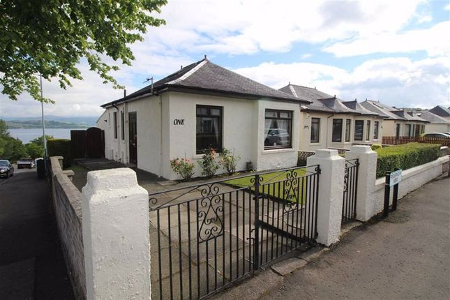 Thumbnail 2 bedroom detached bungalow for sale in Reservoir Road, Gourock