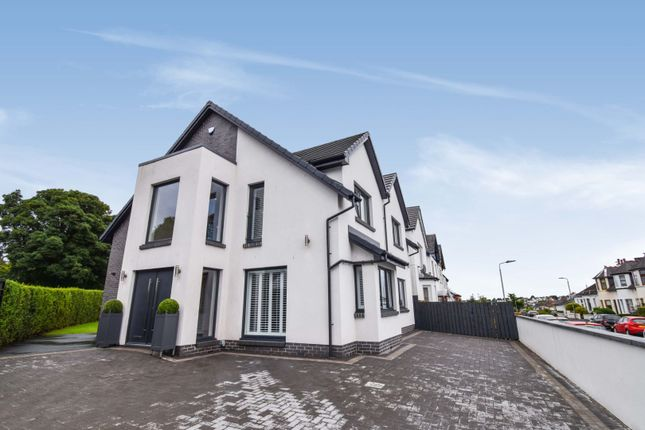 Thumbnail Detached house for sale in Roffey Park Road, Paisley