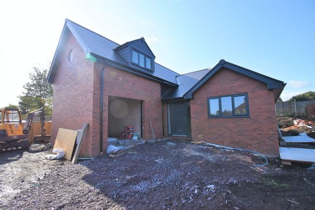 Thumbnail Detached bungalow for sale in Plot 2 Stafford Street, St Georges, Telford