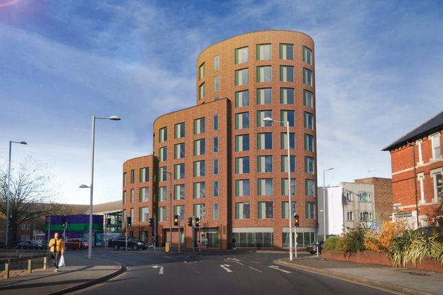 Thumbnail Flat to rent in Ilkeston Road, Nottingham
