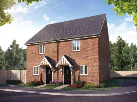 Thumbnail Semi-detached house for sale in Home Farm Drive, Boughton, Northampton, Northamptonshire
