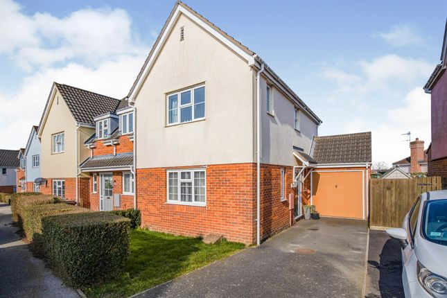 3 bed end terrace house for sale in Castle Brooks, Framlingham, Woodbridge IP13