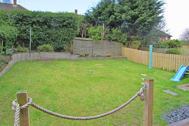 Thumbnail Semi-detached house for sale in Fairfield Road, Millom, Cumbria