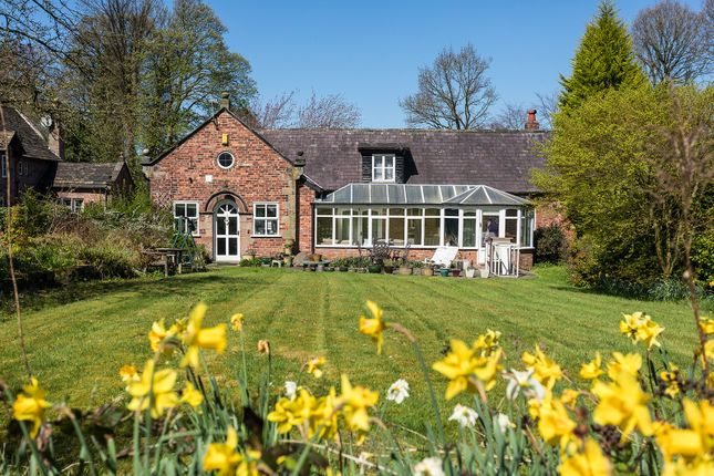 Thumbnail Bungalow for sale in The Shippon, Lymm Hall, Lymm