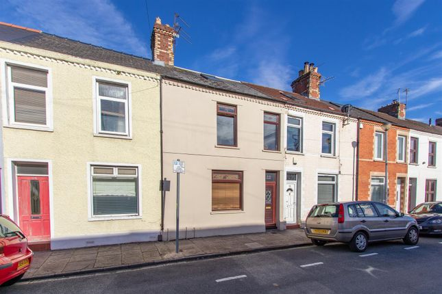 Thumbnail Property for sale in Glamorgan Street, Canton, Cardiff