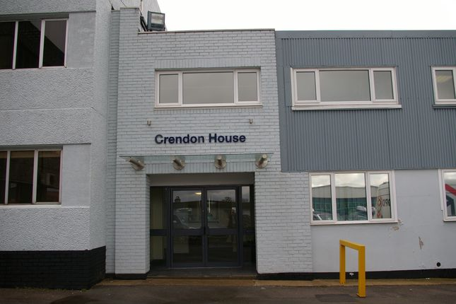 Office to let in Crendon House, Crendon Industrial Park, Long Crendon, Thame/Aylesbury, Bucks