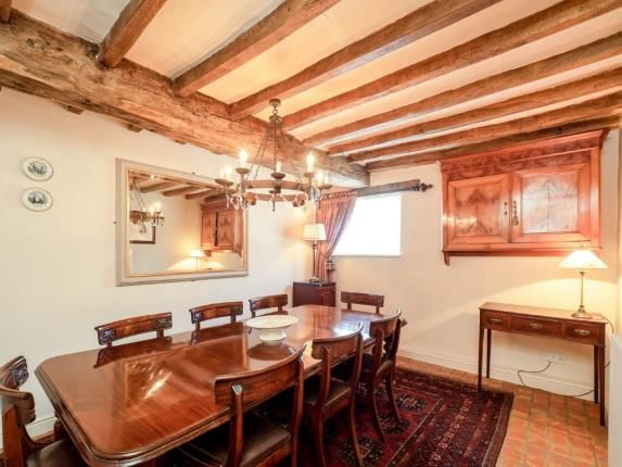 Dining Room of Wymeswold Road, Hoton, Loughborough, Leicestershire LE12