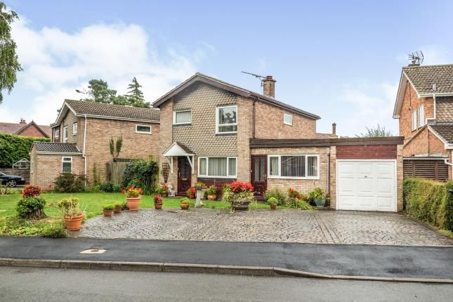 Thumbnail Detached house for sale in Manor Orchard, Harbury, Leamington Spa