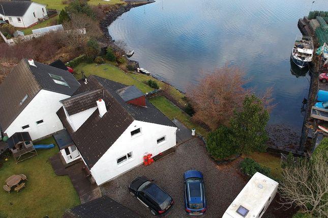 Thumbnail Semi-detached house for sale in Balvicar, Isle Of Seil