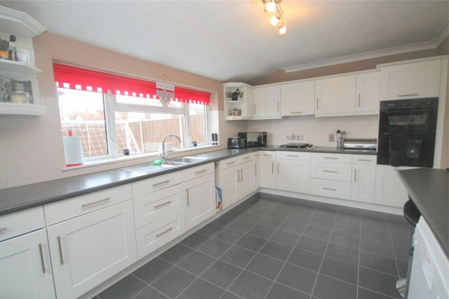 Thumbnail Semi-detached house for sale in Staines Road, Bedfont, Feltham, Middlesex