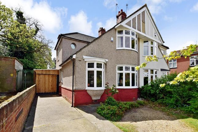 Thumbnail Semi-detached house to rent in Carlton Road, Erith