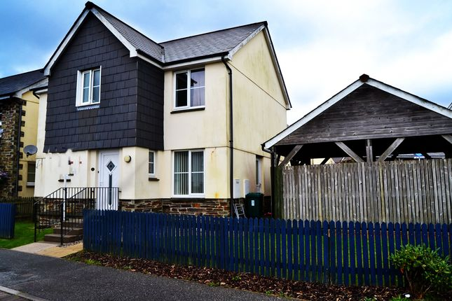 Thumbnail Detached house for sale in Carwollen Road, St Austell