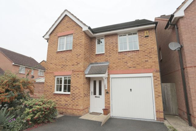 Thumbnail Detached house for sale in Palomino Close, Lightwood