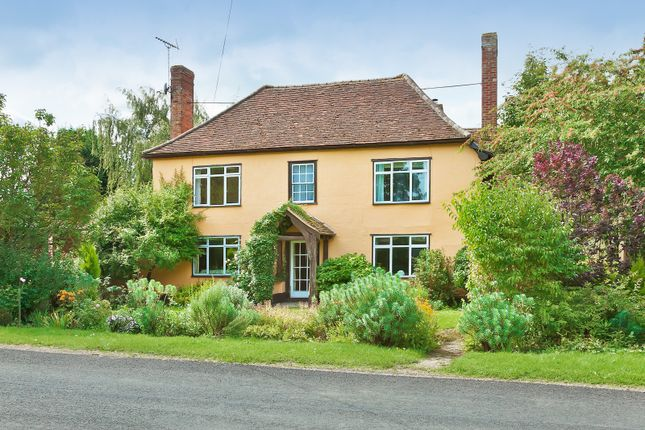 Thumbnail Country house for sale in Morris Green, Sible Hedingham, Halstead