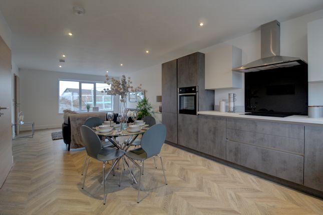 Open-Plan Lounge/Dining/Kitchen