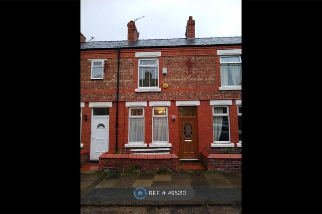 Thumbnail Terraced house to rent in Victoria Road, Bebington, Wirral