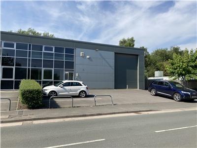 Thumbnail Industrial to let in Unit 1, Holland Park, Factory Road, Sandycroft, Deeside, Flintshire