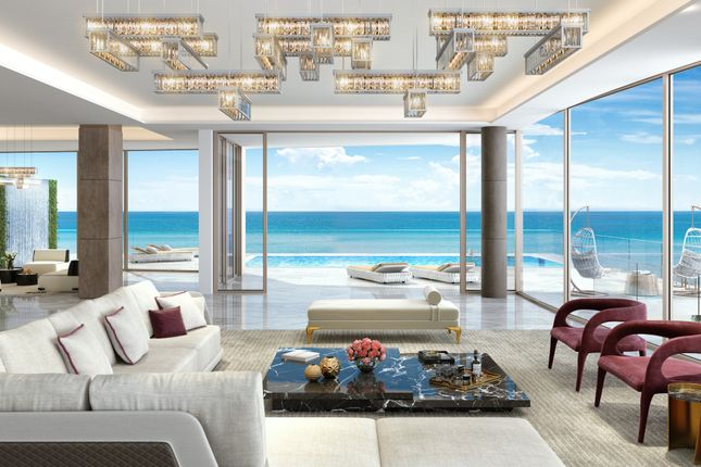 Thumbnail Town house for sale in 17885 Collins Ave, Sunny Isles Beach, Fl 33160, Usa