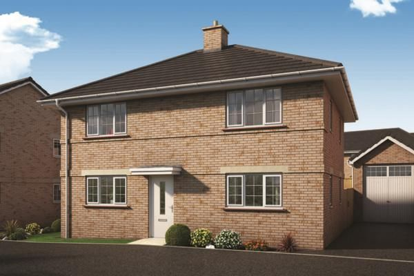 "Thumbnail Property for sale in ""The Hyperion At Francis Gate"" at Boars Tye Road, Silver End, Witham"