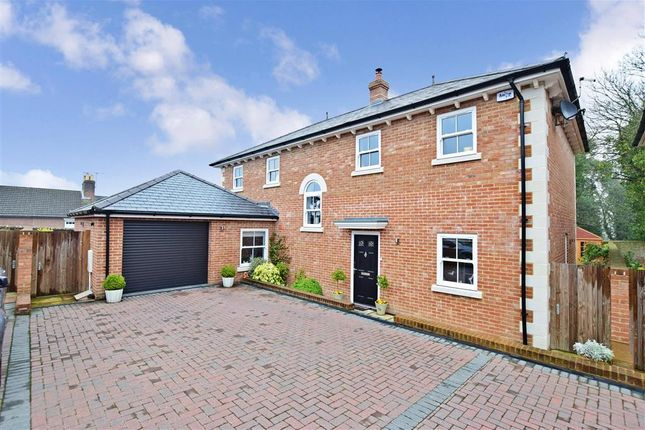 Thumbnail Detached house for sale in Mellinges Close, West Malling, Kent