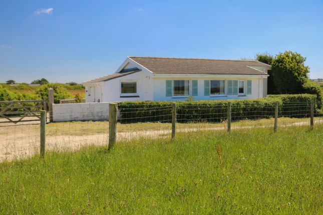 Thumbnail Detached bungalow for sale in Pops Patch, Constantine Bay