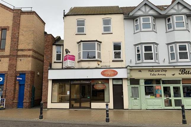 Thumbnail Retail premises to let in Chapel Street, Bridlington, East Yorkshire