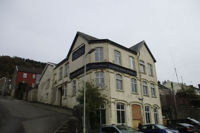 Thumbnail Hotel/guest house for sale in York Street, Porth