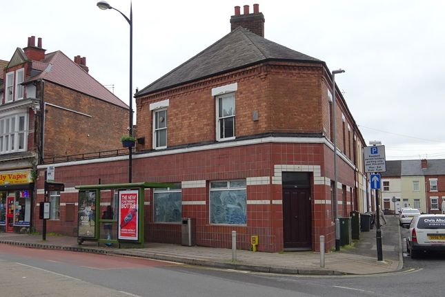 Thumbnail Retail premises for sale in Victoria Road, Netherfield, Nottingham