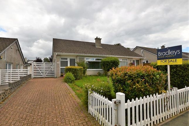 Thumbnail Semi Detached Bungalow For Sale In Wearde Road Saltash Cornwall