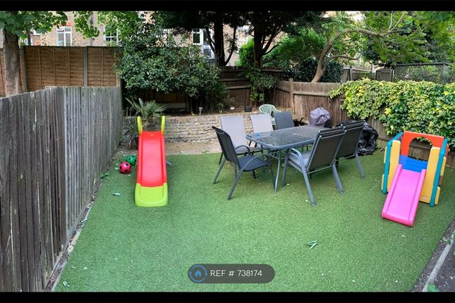 Private Garden of Lowfield Road, London NW6