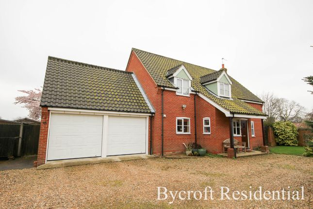 Thumbnail Detached house for sale in Church View, Fleggburgh, Great Yarmouth