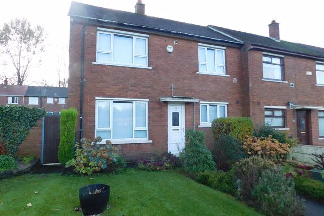Thumbnail Semi-detached house to rent in Gerrard Street, Rochdale