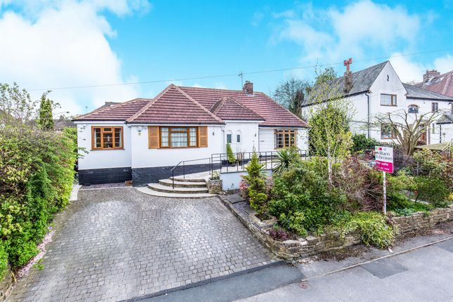 Thumbnail Detached bungalow for sale in Woodhall Park Grove, Stanningley, Pudsey