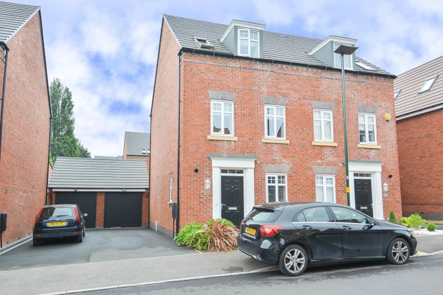 Thumbnail Town house for sale in George Dixon Road, Birmingham