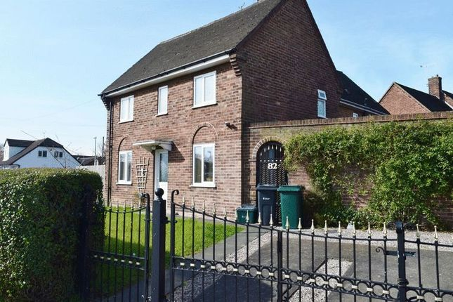 Thumbnail Semi-detached house to rent in Norris Road, Blacon, Chester