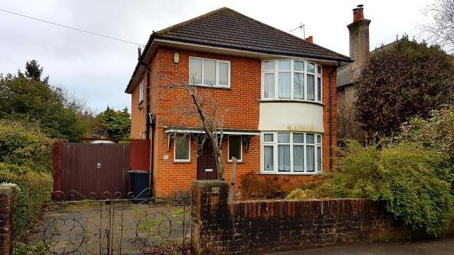 Thumbnail Detached house for sale in Stour Road, Christchurch