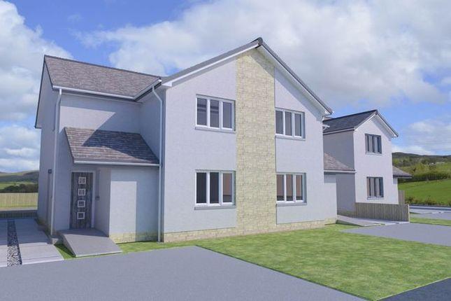 Thumbnail Semi-detached house for sale in Plot 8, John Street, Catrine