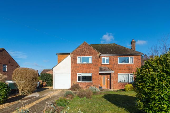 Thumbnail Detached house to rent in Potters Way, Laverstock, Salisbury