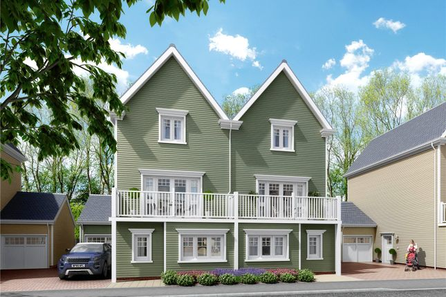 Thumbnail Semi-detached house for sale in Green Park, Reading