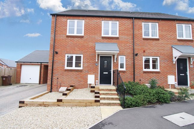 Thumbnail End terrace house to rent in Golby Road, Bloxham