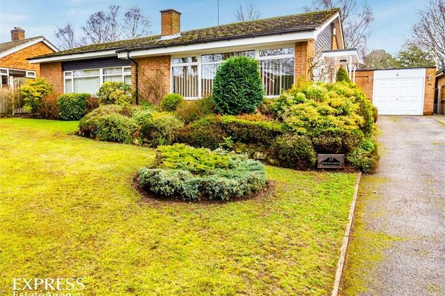 Thumbnail Detached bungalow for sale in Black Scotch Lane, Mansfield, Nottinghamshire