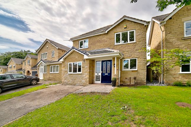 Thumbnail Detached house for sale in Harwood Close, Huddersfield