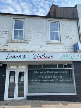 Thumbnail Retail premises for sale in Dumfries, Dumfries & Galloway