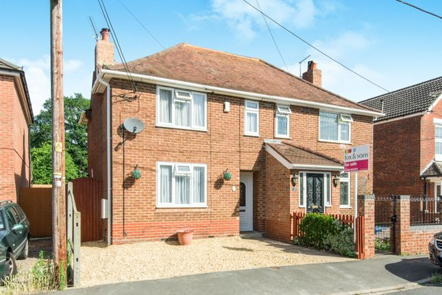 Thumbnail Semi-detached house for sale in Stanley Road, Totton, Southampton